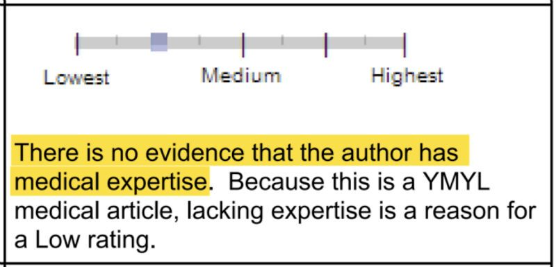 no-evidence-of-medical-expertise